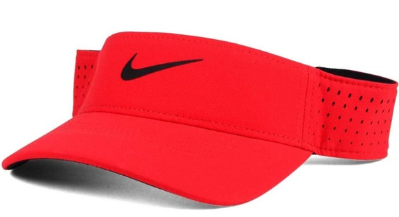 VISOR RED - ACCESSORIES - Hats Nike qdlqJ3